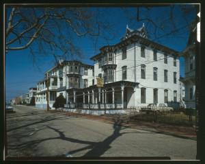 Carroll Villa 1977