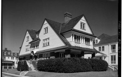 1001 Beach Avenue (House)
