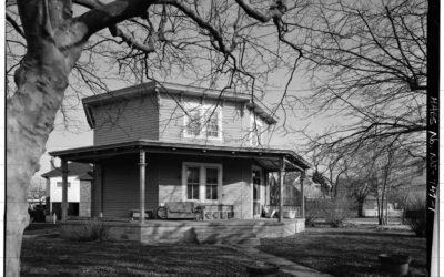 1386 Lafayette Street (Jeremiah Schellinger House)