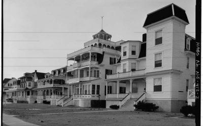 901-931 Beach Avenue (Houses)