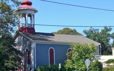 417 LaFayette Street (Cape Island Presbyterian Church)