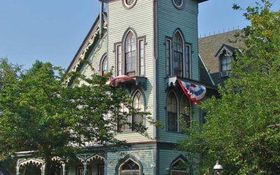 34 Gurney Street (John B. McCreary House)