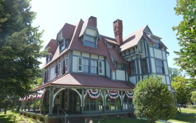 1048 Washington Street (Emlen Physick House)