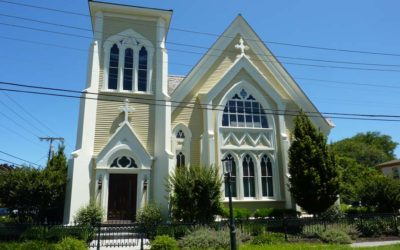 727 Franklin Street (Cape Island Baptist Church)