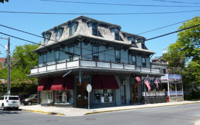 101-103 Ocean Street (Lambert Ware Drug Store)