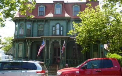 102 Ocean Street (Douglas Gregory House)