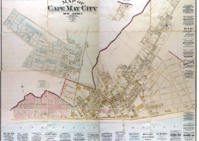 Cape May - 1886