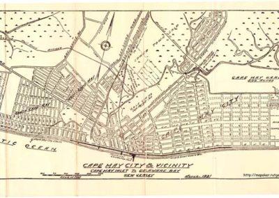 Cape May City - 1931