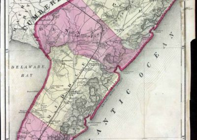 Cape May County - 1872